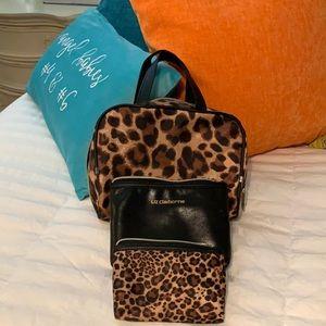 Cosmetic bag set - Claiborne